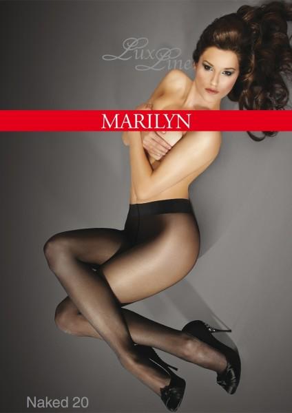 Glatte Strumpfhose Naked 20 aus der LuxLine von Marilyn