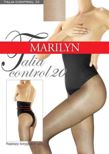Marilyn Figurformende Feinstrumpfhose Talia Control 20 DEN