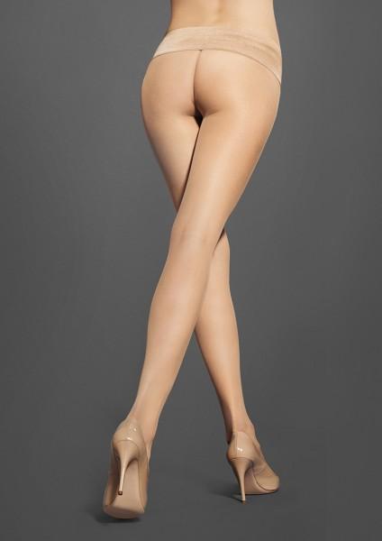 Marilyn Sensual 30 Bequeme nahtlose Hüftstrumpfhose