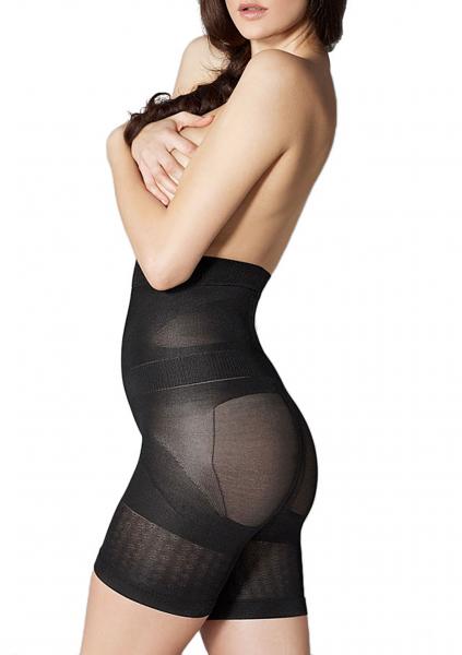 Marilyn Figurformendes Höschen mit langem Bein und hoher Taille Slim Body
