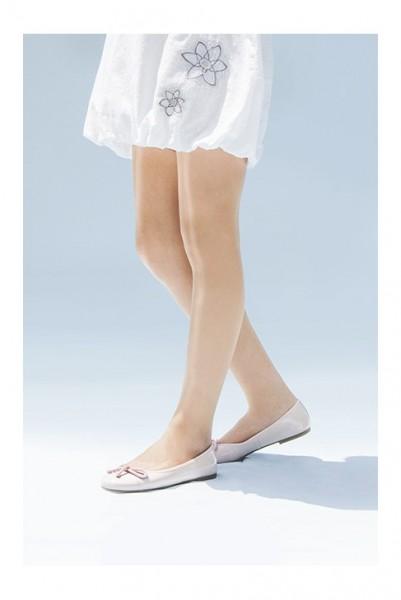 Glatte, transparente Sommerstrumpfhose für Mädchen Sevilla K von Cecilia de Rafael, 15 DEN