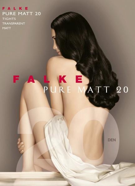 Falke Pure Matt 20 - Transparente matte Strumpfhose