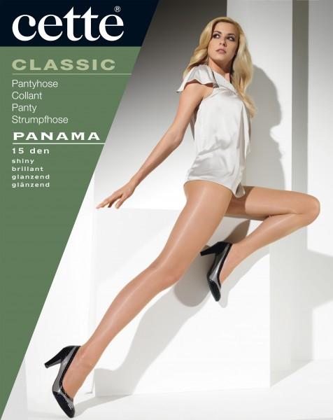 Cette Panama - Glatte glänzende Feinstrumpfhose