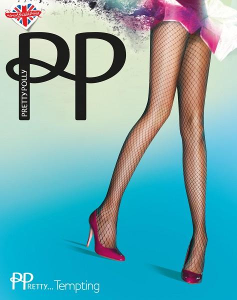 Pretty Polly Tempting - Netzstrumpfhose mit einem klassisch elegantem Netzmuster
