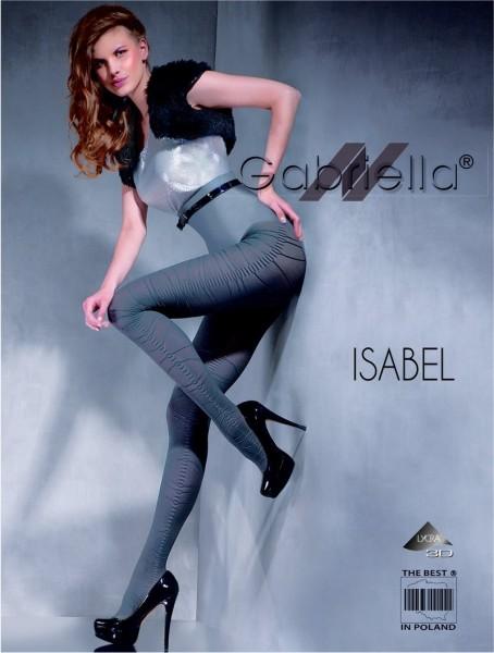Gabriella Extravagante Strumpfhose mit Muster Isabel, 60 DEN
