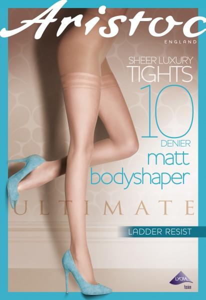 Figurformende Strumpfhose, resistent gegen Laufmaschen Ultimate Matt Bodyshaper von Aristoc