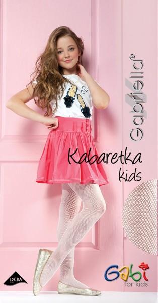 Gabriella Netzstrumpfhose fuer Maedchen Kabaretka Kids