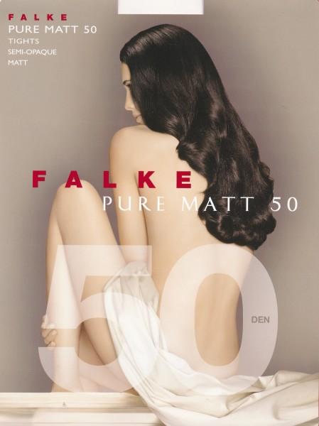 FALKE Pure Matt 50 - Semi-blickdichte, unglaublich weiche Feinstrumpfhose