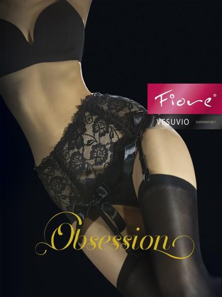 Fiore Vesuvio - Sinnlicher Strapsgürtel aus Spitze