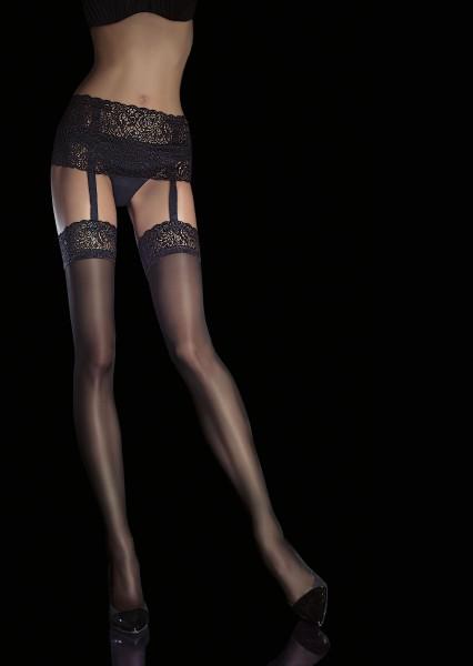 Fiore Viona - Sinnliche Strip Panty mit Spitzenabschluss