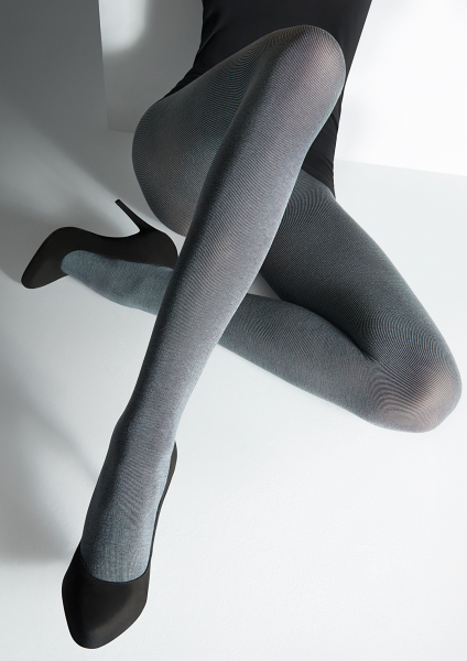 Marilyn Arctica 80 - Blickdichte weiche Strumpfhose mit hohem Baumwollanteil