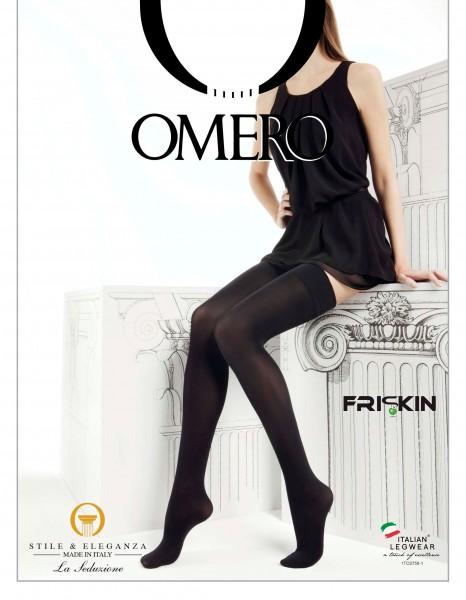 Omero Libera 50 - Blickdichte halterlose Strümpfe
