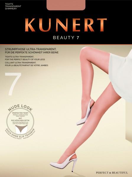 Ultraleichte Sommerstrumpfhose im Nude-Look Beauty 7 von Kunert