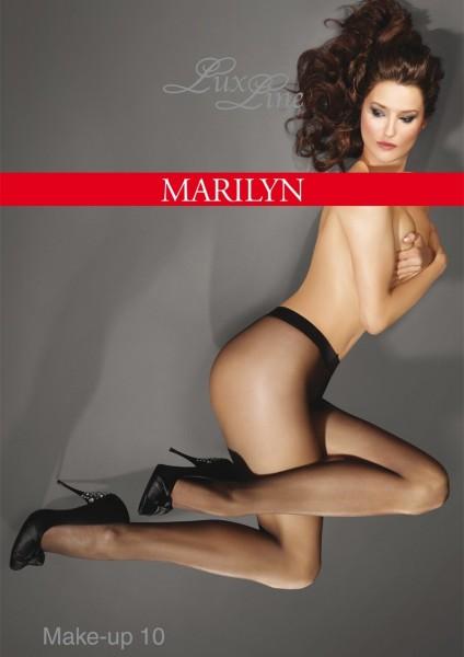 Marilyn Hauchduenne Sommerstrumpfhose Make Up 10 aus der LuxLine