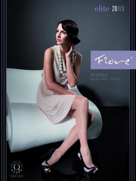 Fiore Elegante Strumpfhose Marisa 20 DEN ohne Muster