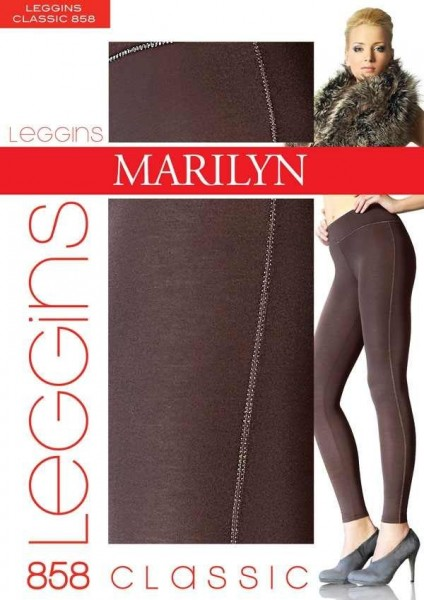Marilyn Baumwoll-Leggings Classic 120 DEN