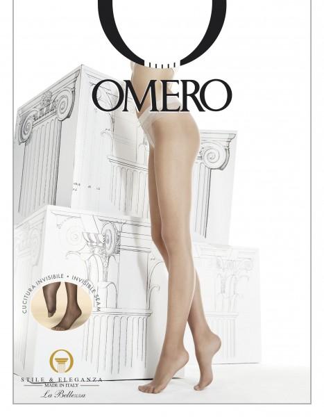 Omero Sommerstrumpfhose Beauty 10 DEN