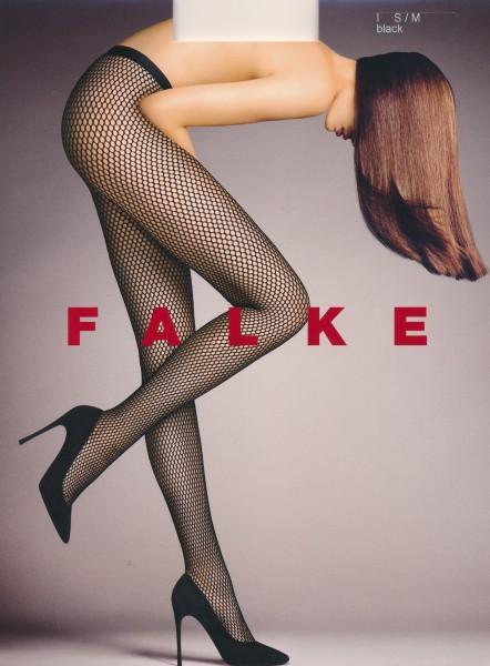 Falke Autumn Basket - Raffinierte Netzstrumpfhose