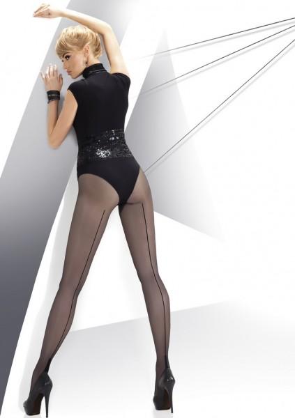 Annes Styling Zeitlos elegante Nahtstrumpfhose Exclusive 20