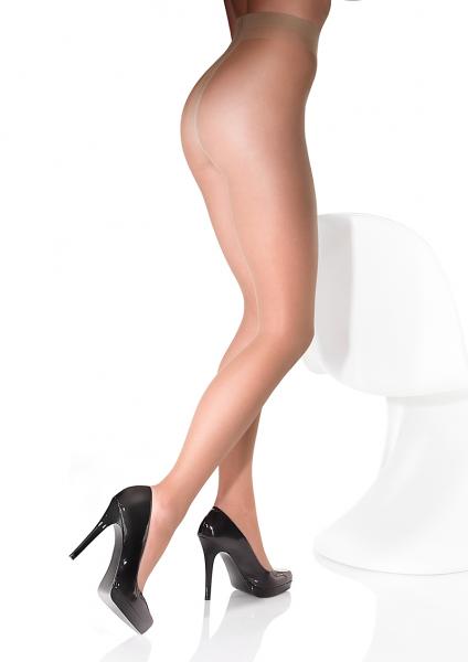 Marilyn glatte Feinstrumpfhose Nudo 15 DEN