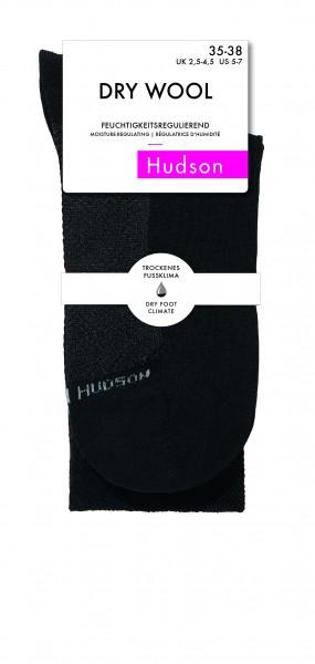 Hudson Dry Wool - Bequeme Socken mit hohem Anteil an Schurwolle