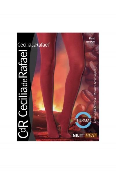 Cecilia de Rafael Heat - Blickdichte wärmende Thermostrumpfhose