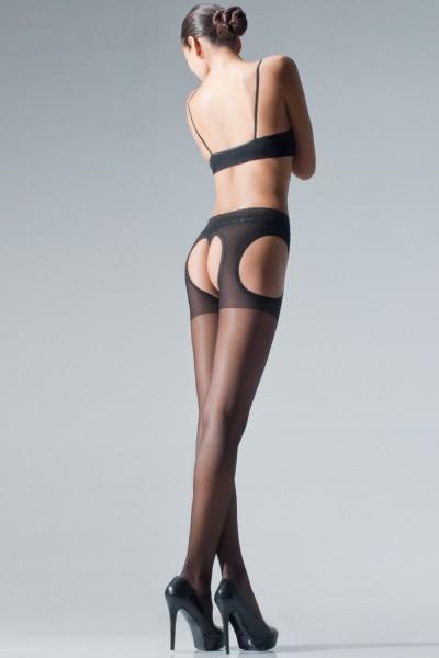 Strip Panty mit elegantem Taillenbund aus Spitze Chariss von Cecilia de Rafael