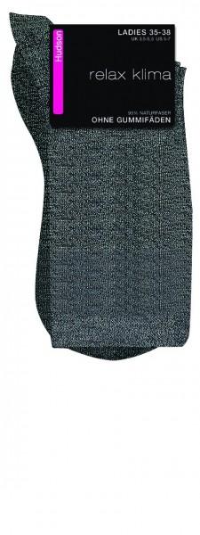Hudson Socken aus Schurwolle und Baumwolle Relax Klima