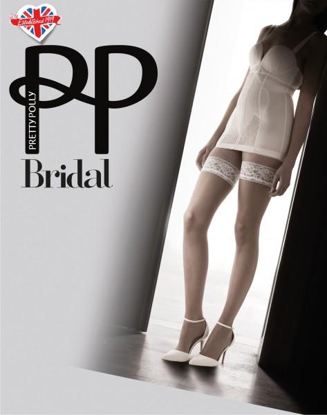 Pretty Polly Bridal - Perfekte Brautstrümpfe mit Spitzenabschluss