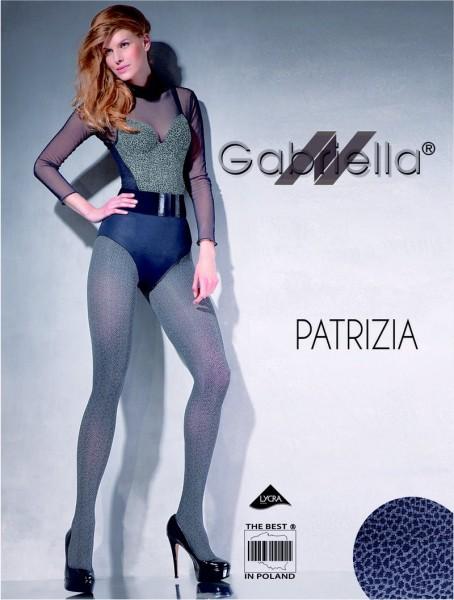 Gabriella Microfaser-Strumpfhose mit angesagtem Leoprint Patrizia, 60 DEN