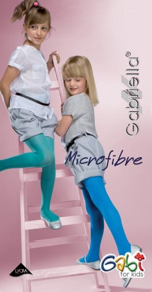Gabriella Klassische glatte Kinderstrumpfhose Microfibre, 40 DEN