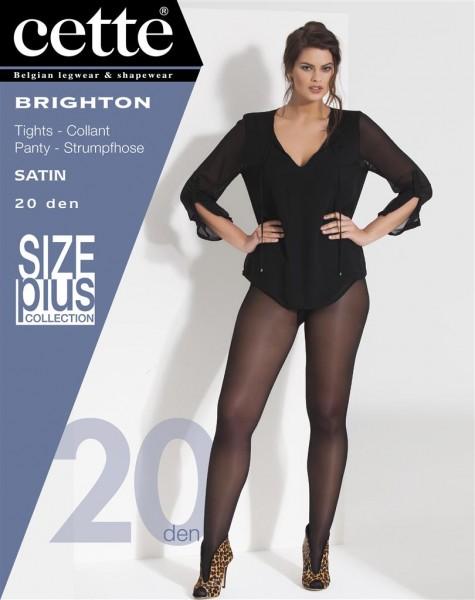 Cette Size Plus Collection - Strumpfhose mit Seidenglanz Brighton