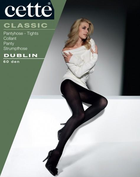 Cette Dublin - Blickdichte, weiche Strumpfhose mit dezentem Satinglanz