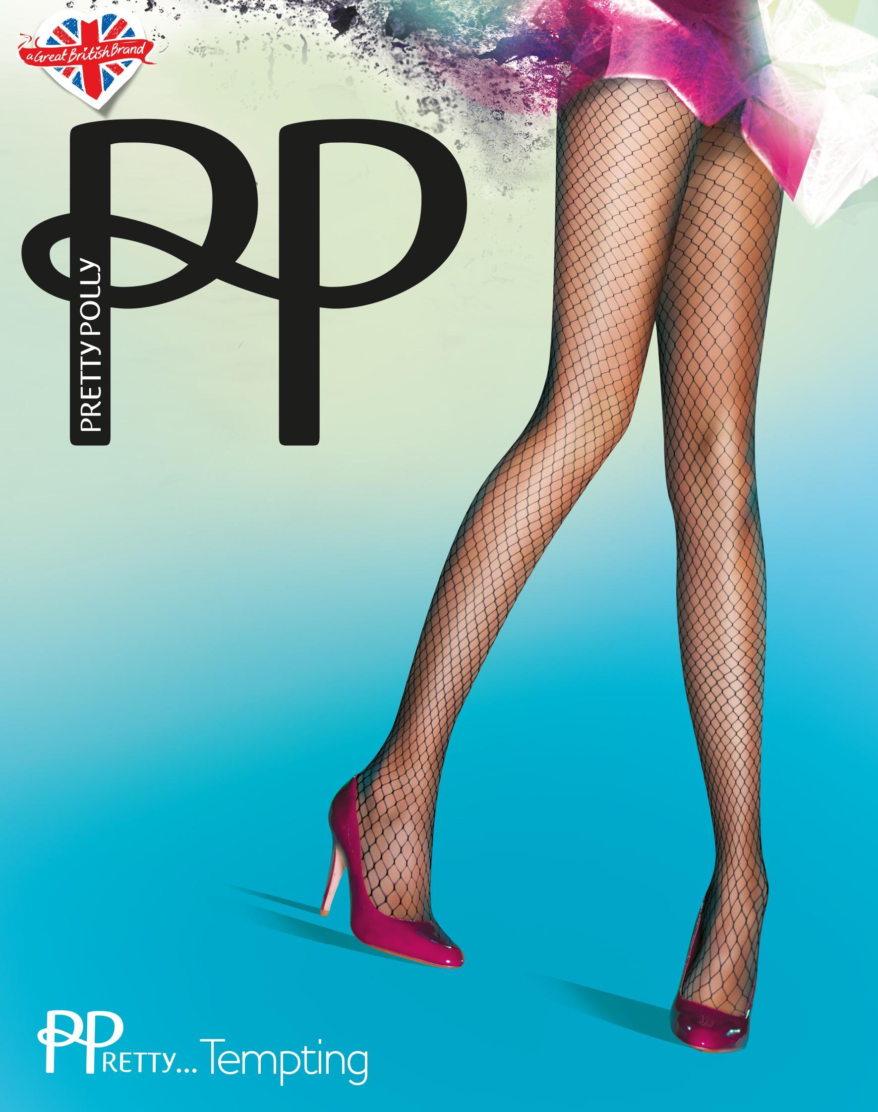 Pretty Polly Tempting - Netzstrumpfhose