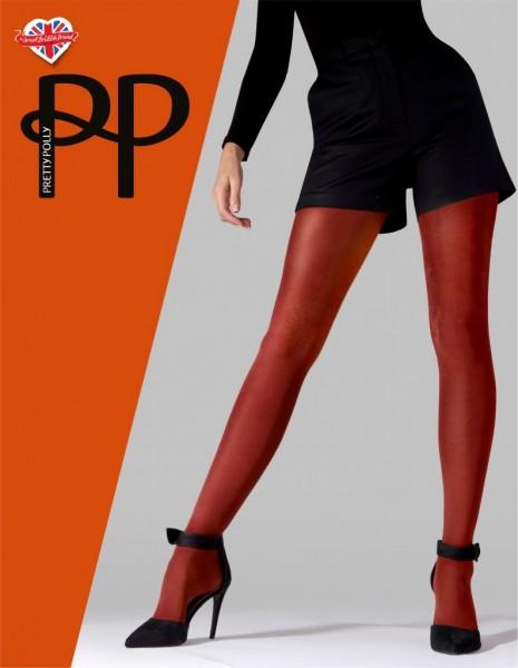 Pretty Polly Satin Opaque - Blickdichte glänzende Feinstrumpfhose