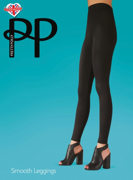 Pretty Polly Smooth - Absolut blickdichte, super weiche Leggings