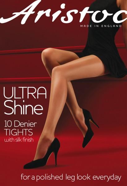 Glatte glänzende Feinstrumpfhose Ultra Shine von Aristoc