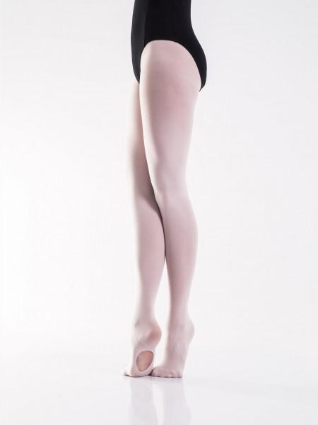 Fiore - Wandelbare Tanzstrumpfhose mit Fußloch