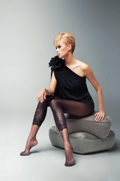 Veneziana Feinstrumpfhose im Leggings-Look Bolero 20/40 DEN