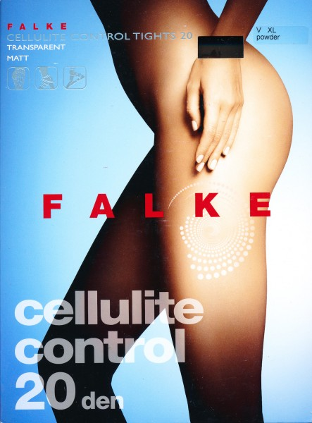 Falke Cellulite Control 20 - Transparente Anti-Cellulite-Strumpfhose