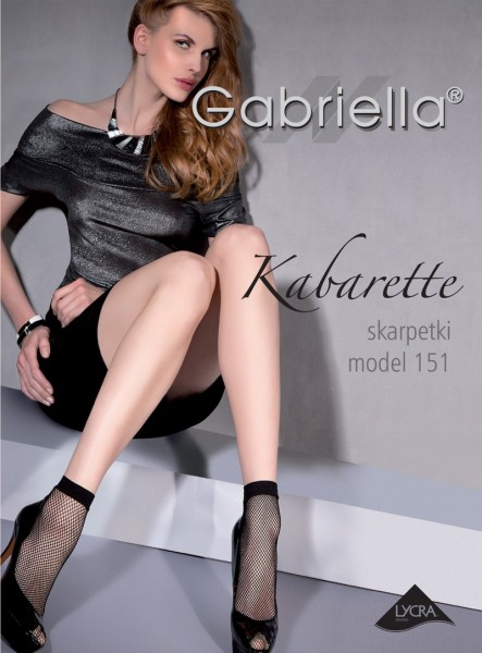Gabriella Netzsoeckchen Kabarette