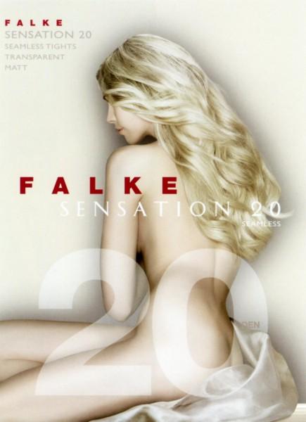 Falke nahtlose Strumpfhose Sensation 20